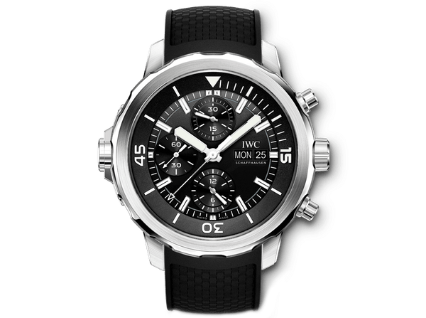 Buy original IWC AQUATIMER CHRONOGRAPH IW376803 Bitcoins!