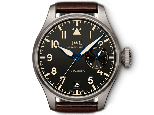 Buy original IWC BIG PILOT'S WATCH IW501004 Bitcoins!