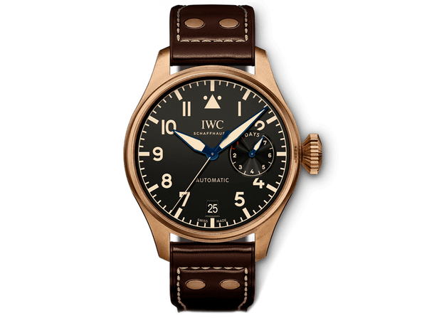 Buy original IWC BIG PILOT'S WATCH IW501005 Bitcoins!