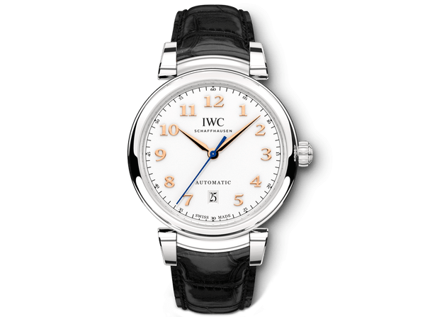 Buy original IWC DA VINCI AUTOMATIC IW356601 Bitcoins!