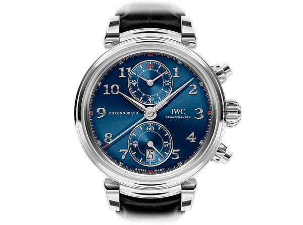Buy original IWC DA VINCI CHRONOGRAPH IW39402 Bitcoins!