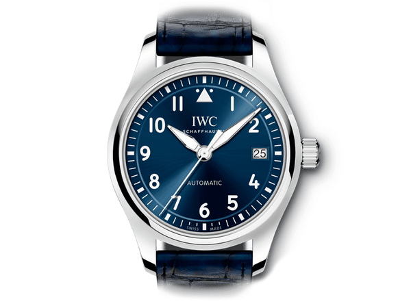 Buy original IWC PILOT'S WATCH AUTOMATIC 36  IW324008 Bitcoins!