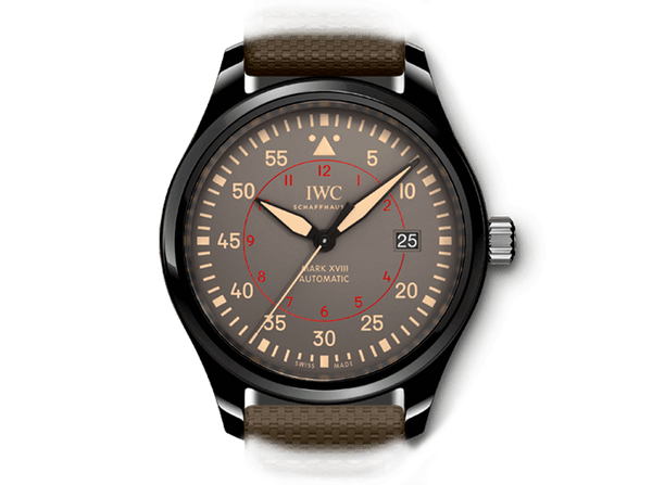 Buy original IWC PILOT'S WATCH IW324702 Bitcoins!
