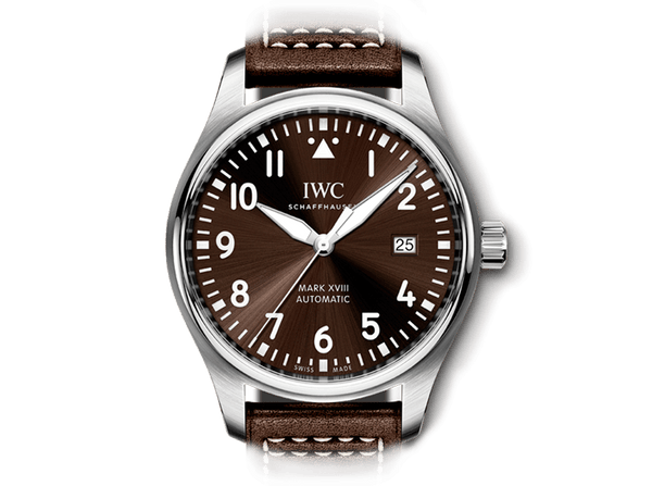 Buy original IWC PILOT'S WATCH MARK XVIII ANTOINE DE SAINT EXUPERY IW327003 with Bitcoins!