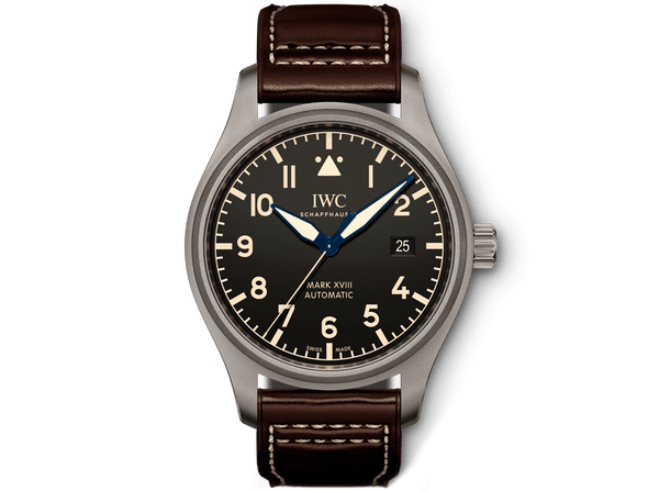 Buy original IWC PILOT'S WATCH MARK XVIII HERITAGE IW327006 with Bitcoins!