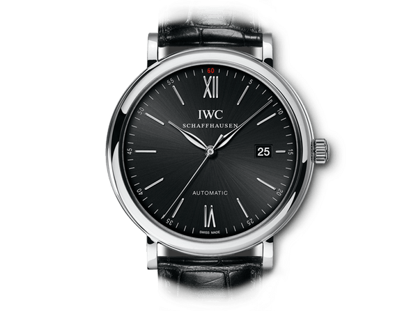 Buy original IWC PORTOFINO AUTOMATIC IW356502 Bitcoins!