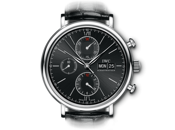 Buy original IWC PORTOFINO CHRONOGRAPH IW391008 Bitcoins!