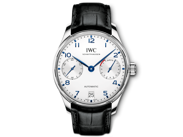 Buy original IWC PORTUGIESER AUTOMATIC IW500705 Bitcoins!