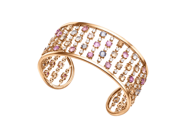 Buy original Bucherer BANGLE PASTELLO 1304-683-0 with Bitcoins!