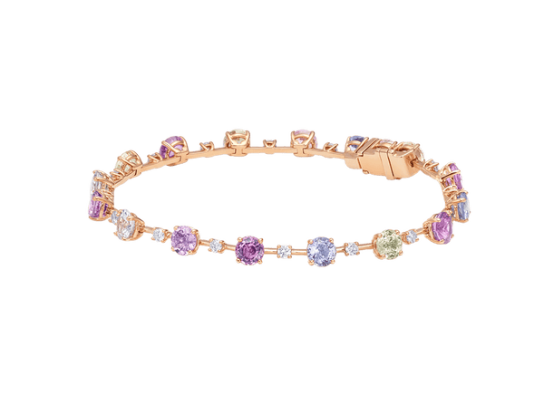 Buy original Bucherer BRACELET PASTELLO 1278-362-3 with Bitcoins!