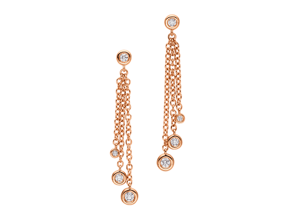 Buy original Bucherer EARRINGS DAILY TREASURES 1293-658-0 with Bitcoins!