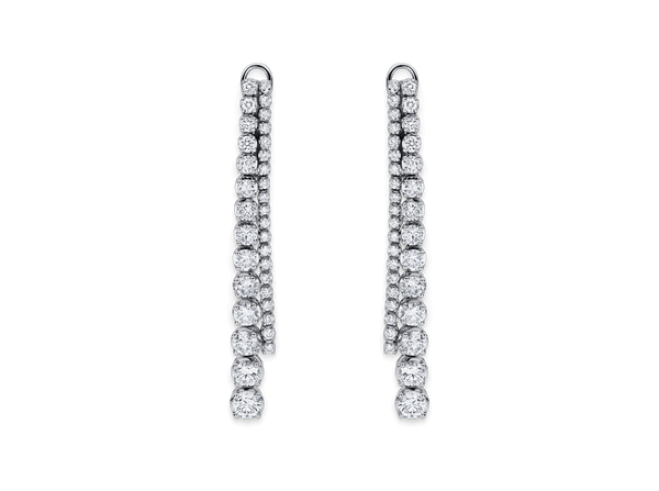 Buy original Bucherer EARRING ROMANCE BRIDAL1271-727-4 with Bitcoins!