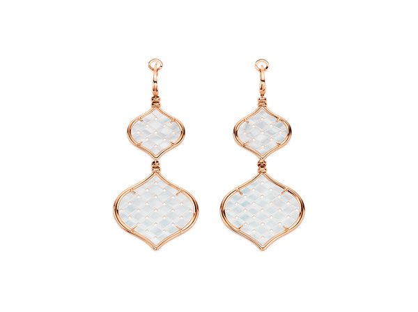 Buy original Bucherer EARRINGS VENICE 1287-489-0 with Bitcoins!