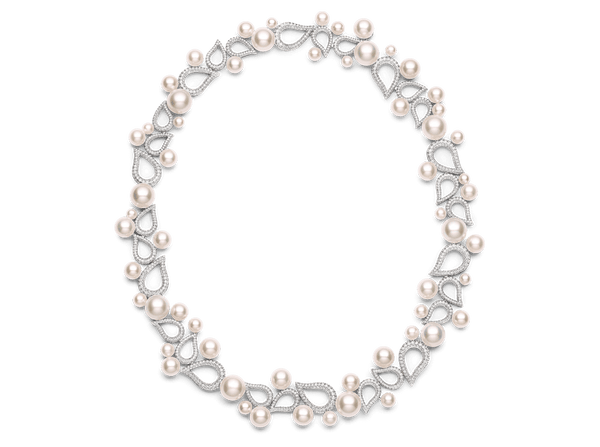 Buy original Bucherer NECKLACE LACRIMA 1293-250-0 with Bitcoins!