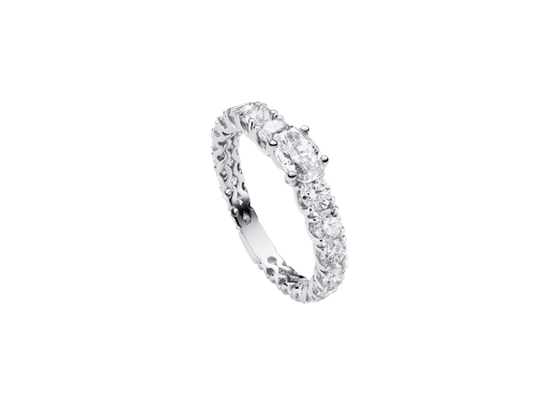 Buy original Bucherer RING CLASSICS 1266-366-2 with Bitcoins!