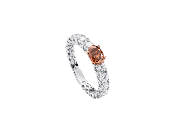 Buy original Bucherer RING CLASSICS 1266-374-2 with Bitcoins!