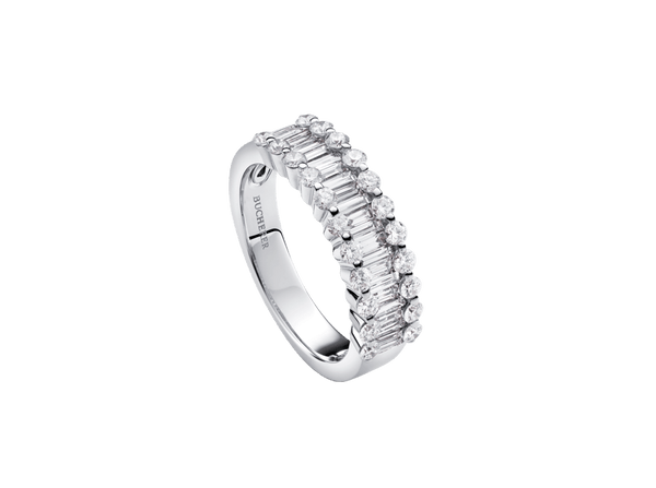 Buy original Bucherer RING CLASSICS 1287-326-2 with Bitcoins!