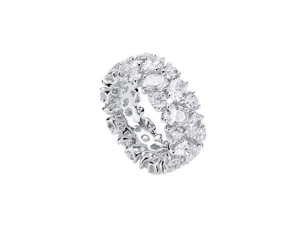 Buy original Bucherer RING SOIRÉE 1295-288-2 with Bitcoins!