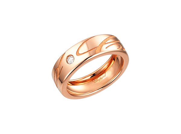 Buy original Chopard CHOPARDISSIMO RING with Bitcoins!