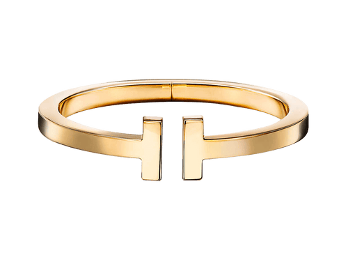 Buy original Jewelry Tiffany T Bangle GRP07787 with Bitcoins!