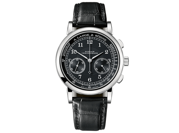 Buy original A.Lange & Sohne 1815 CHRONOGRAPH 414.028 with Bitcoins!