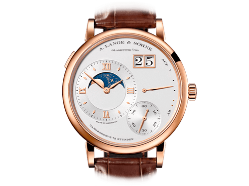 Buy Grand Lange 1 Moon Phase with Bitcoins on Bitdials