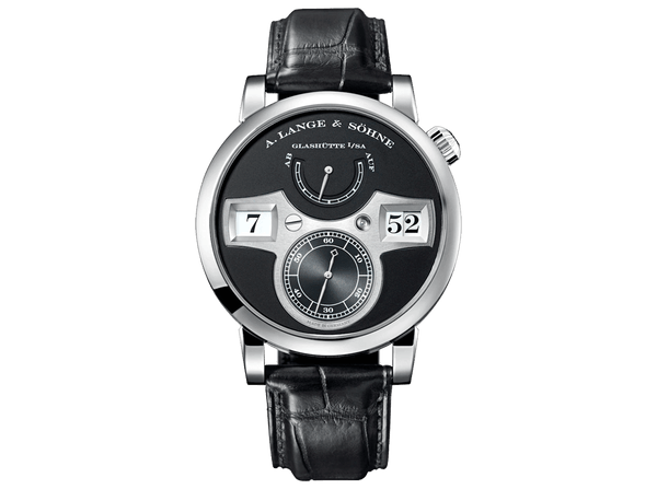 Buy original A.Lange & Sohne Zeitwerk 140.029 with Bitcoins!