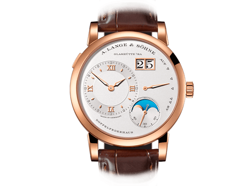 Buy Lange 1 Moon Phase with Bitcoin on bitdials