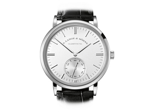 Buy Lange Saxonia Automatic 380.027 with Bitcoin on Bitdials