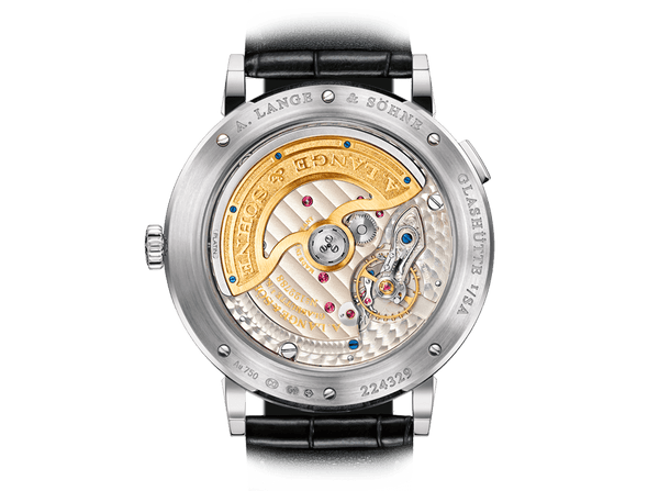Buy Lange Saxonia Moon Phase with Bitcoin on Bitdials