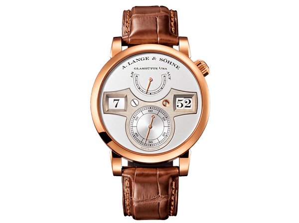 Buy original A.Lange & Sohne Zeitwerk 140.032 with Bitcoins!
