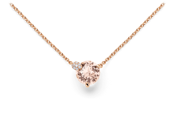 Buy original Bucherer NECKLACE PEEKABOO 1299-729-2 with Bitcoins!