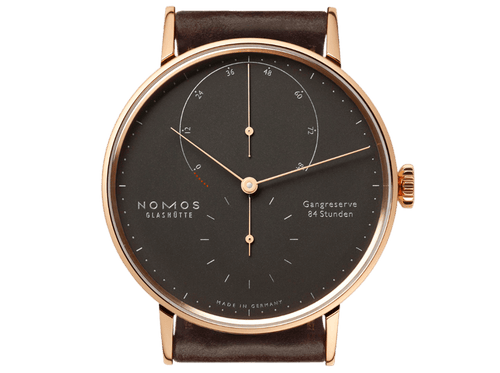 Buy original Nomos Glashuette  LAMBDA 39 VELVET BLACK 954 with bitcoin!
