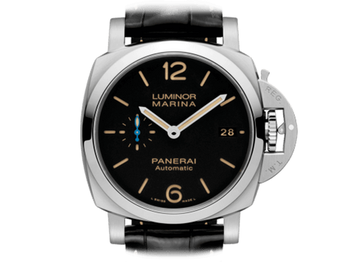 Buy original Panerai LUMINOR MARINA 1950 3 DAYS PAM01392 with Bitcoin!