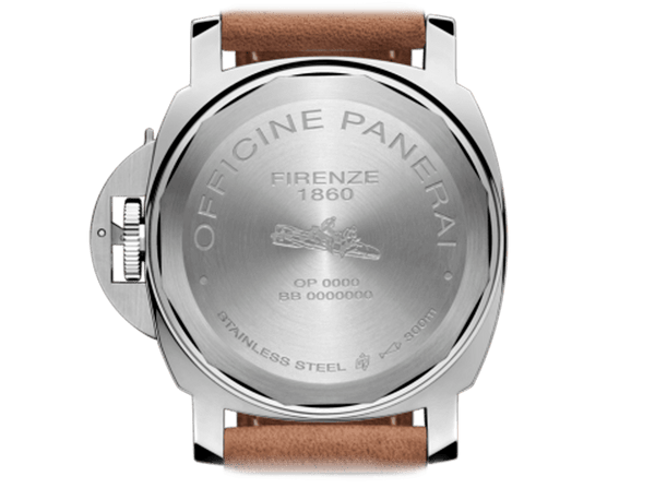 Buy original Panerai LUMINOR MARINA 8 DAYS ACCIAIO PAM00590 with Bitcoin!
