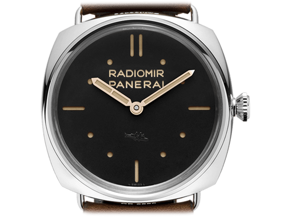 Buy original Panerai RADIOMIR S.L.C. 3 DAYS ACCIAIO PAM00425 with Bitcoin!