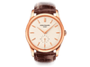 Buy original Patek Philippe Calatrava 5196R-001 with Bitcoins!