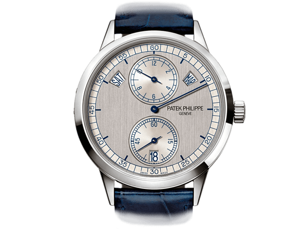 Buy original Patek Philippe Complications 5235G-001 with Bitcoins!