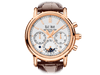 Buy original Patek Philippe Grand Complications 5204R-001 with Bitcoins!