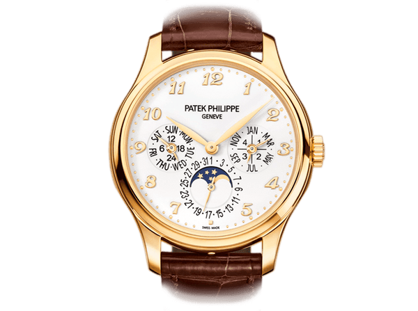 Buy original Patek Philippe Grand Complications 5327J-001 with Bitcoins!
