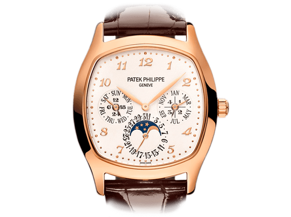 Buy original Patek Philippe Grand Complications 5940R-001 with Bitcoins!