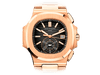 Buy original Patek Philippe NAUTILUS 5980-1R-001 with Bitcoins!