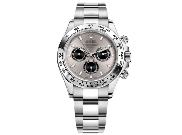 Buy original Rolex COSMOGRAPH DAYTONA 116509 with Bitcoins!