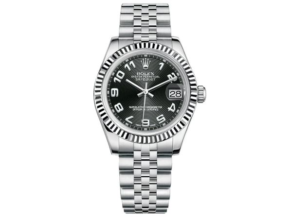 Buy original Rolex DATEJUST 31 178274-0005 with bitcoins!