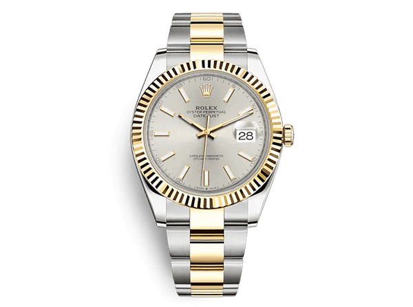 Buy original Rolex DATEJUST 41 m 126333-0001 with Bitcoins!