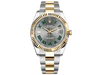 Buy original Rolex DATEJUST 41 m126333-0019 with Bitcoins!