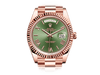 Buy original Rolex DAY-DATE 40 228235 with Bitcoins!