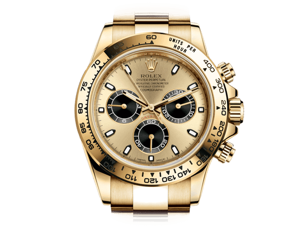 Buy original Rolex Daytona 116508-0014 with Bitcoins!