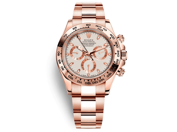 Buy original Rolex Daytona 116505 with Bitcoin!
