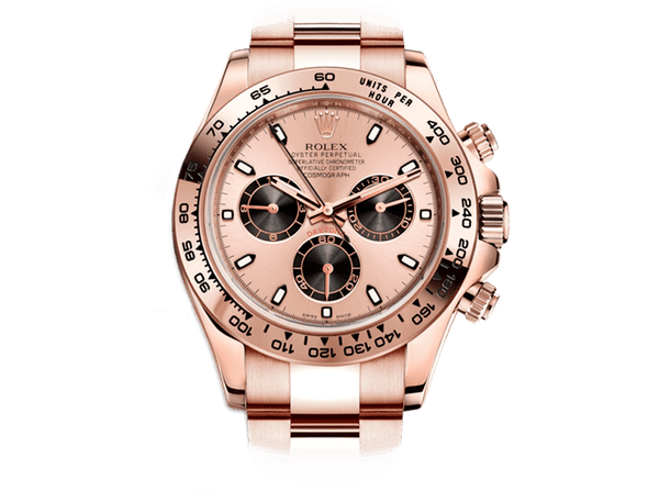 Buy original Rolex Daytona 116505 with Bitcoins!